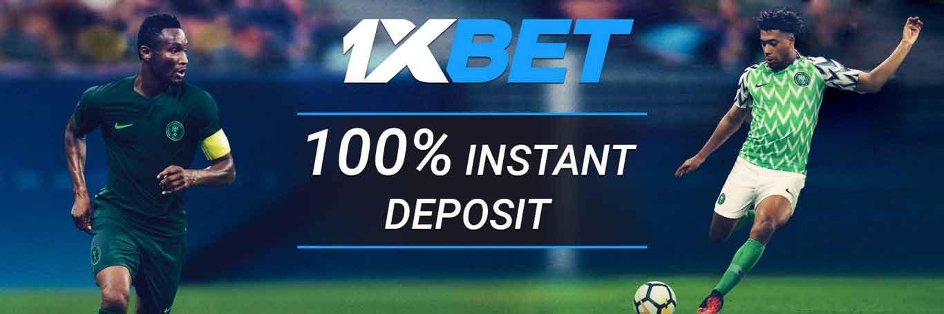 1xbet first deposit bonus 100%