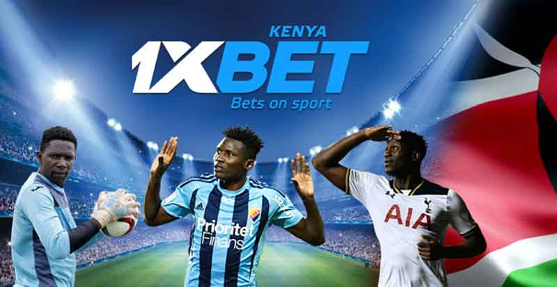 1xbet Kenya betting company
