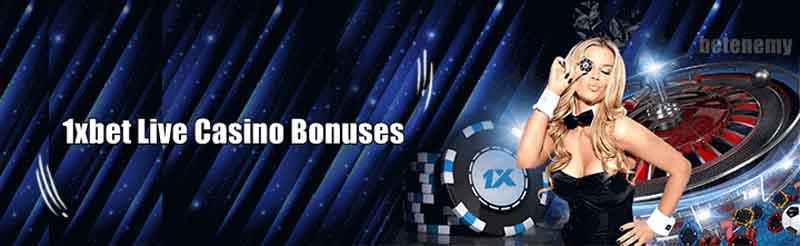 1xbet bonus for casino